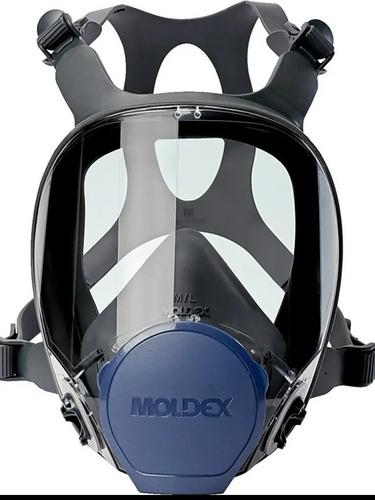 mascara respirador full face  moldex 9000 + filtros