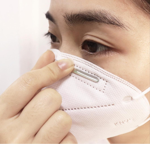 máscara respirador pff2 n95 pronta entrega original proteção