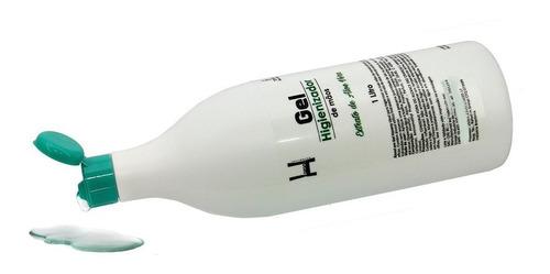 mascara respiratoria 50 uni com alcool em gel 1 litro oferta