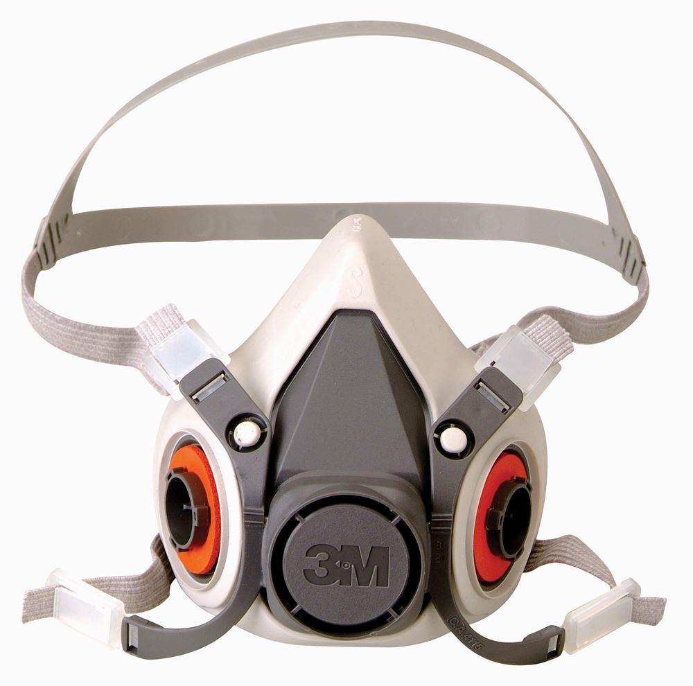 Máscara Respiratória 6200 Média Semi-facial - 3m - R  120,19 em ... 7425e3c37c