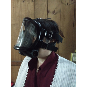 Mascara Respiratória Segurança Full Face Facial Gases/vapor
