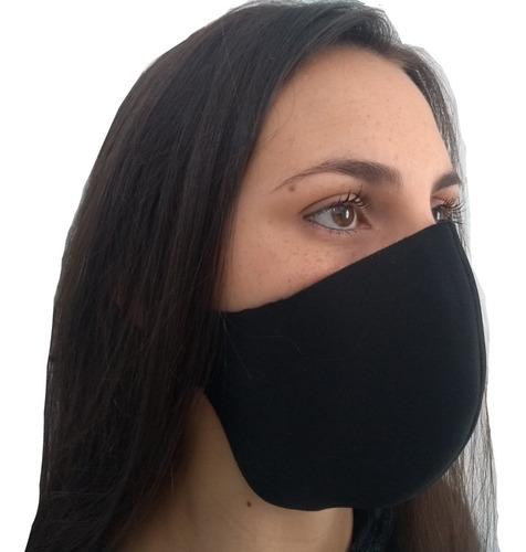 máscara reutilizável proteção respiratória lavável neoprene