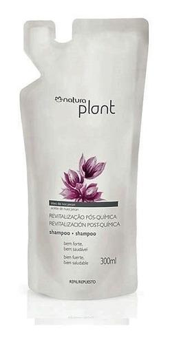 mascara revitalizacion post quimica natura plant (repuesto)