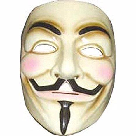 máscara rubíes v para la venganza -
