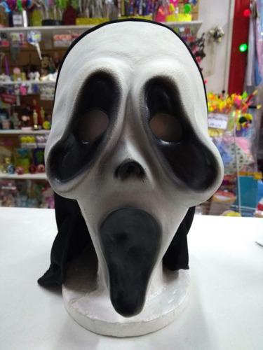 mascara scream halloween latex