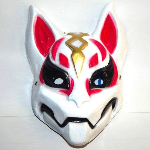 mascara skin kitsune drift fox de plastico moldeado