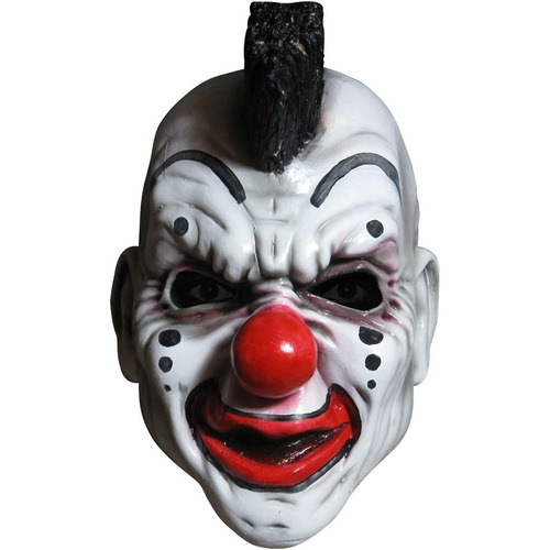 máscara slipknot oficial latex clown original con etiquetas