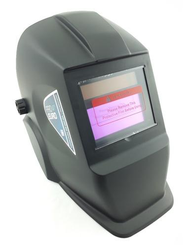 máscara solda automática- auto escur. profissional - 3 regul