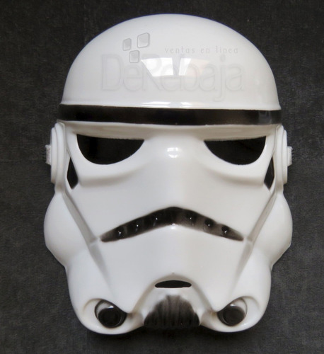 mascara star wars stormtrooper
