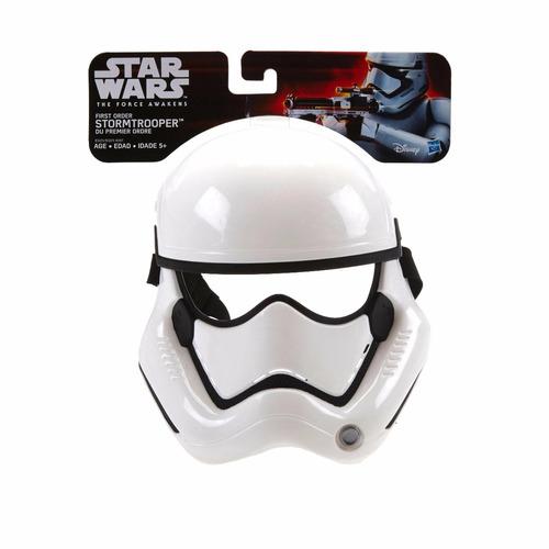 mascara stormtrooper star wars hasbro original