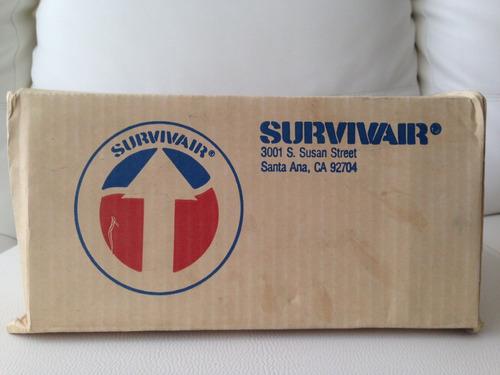 máscara survivair