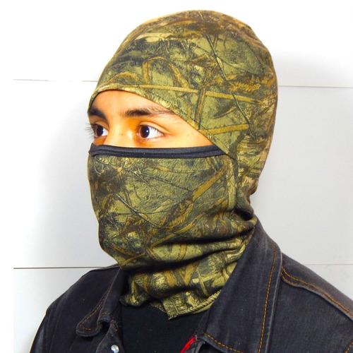 mascara tactica balaclava frio moto gorro tactic lizard camo