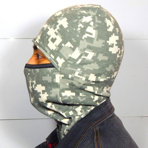 mascara tactica balaclava frio moto gorro tactica marpat