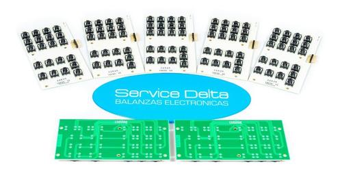 mascara teclado balanza systel croma clipse original service delta