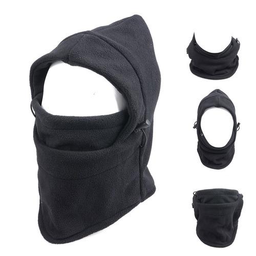 máscara térmica ajustable balaclava moto pasa montañas