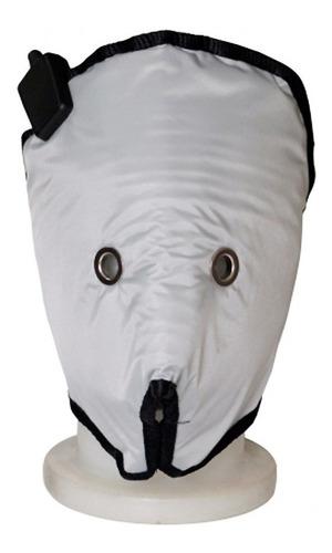 mascara térmica  com termostato e infravermelho 110v estek