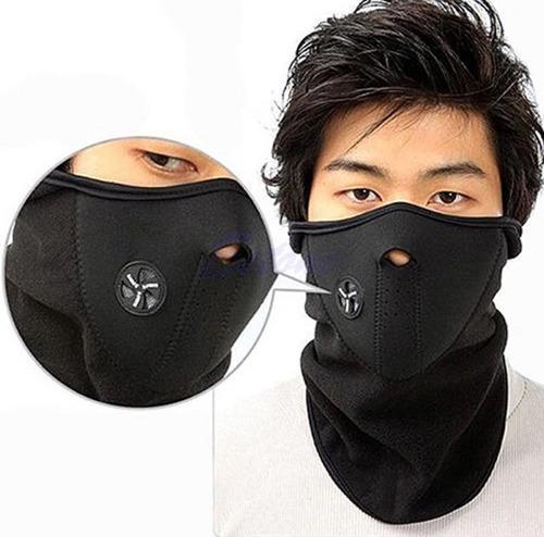 mascara térmica, frío