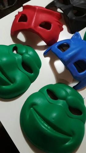 mascara tortuga ninja gomaeva jodas cumple fiesta souvenir