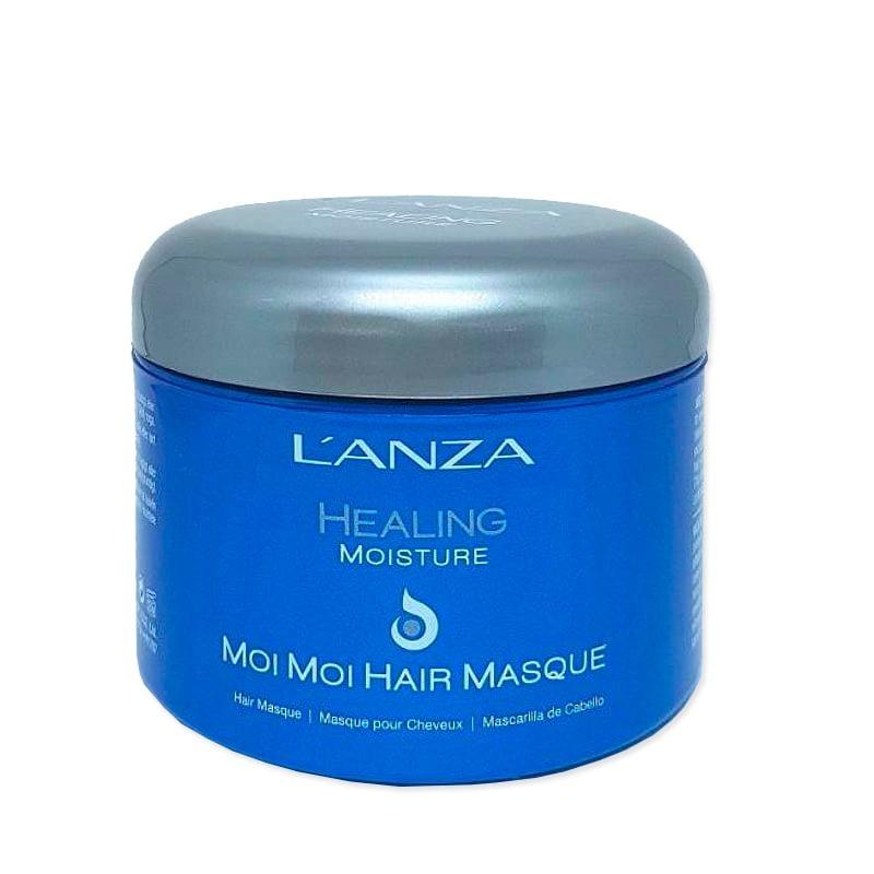 46d5d2863 Máscara Tratamento Lanza Healing Moisture Moi Moi Hair 200ml - R$ 149,00 em  Mercado Livre
