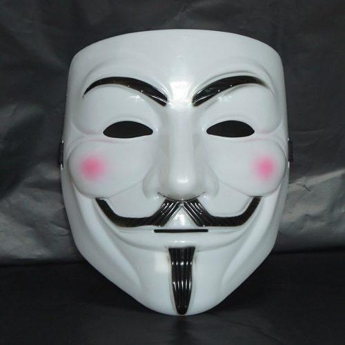 Mascara V De Venganza Pelicula V For Vendetta Anonymous