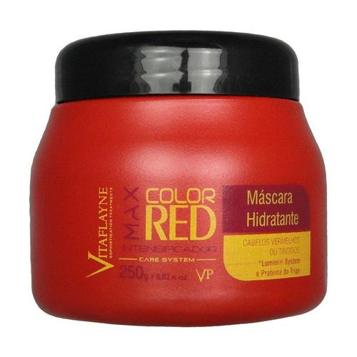 máscara vermelha melhor que mairibel 250g - vitaflayne