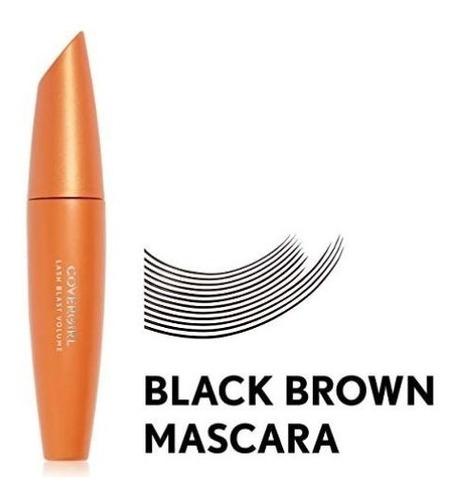 mascara volume covergirl iashblast marrom negro 810