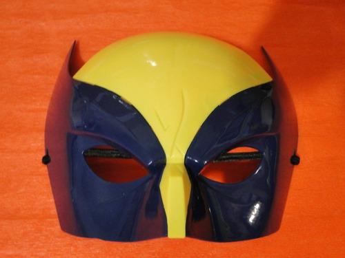 mascara volverine wolverine x-man grandene vingadores