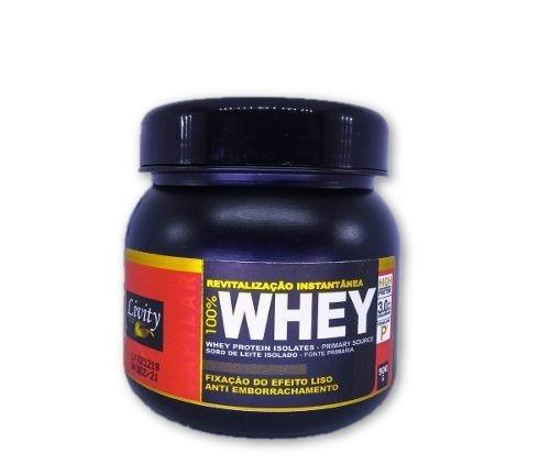 máscara whey protein capilar 5un 500g - frete grátis