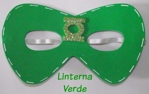 mascaras antifaz de foamy fomi fomis avengers superhéroes