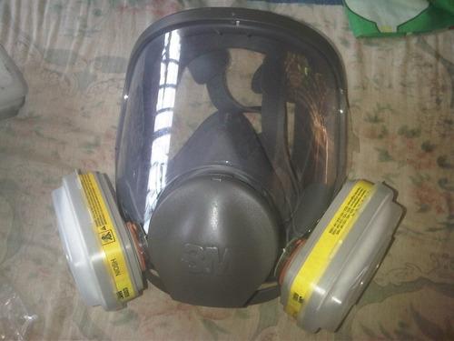 máscaras antigas 3m