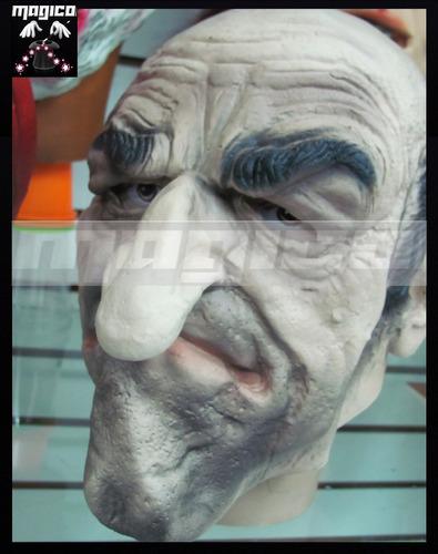 mascaras de ancianos abuelos halloween