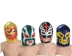 mascaras de lucha libre.esponja mayoreo!!!