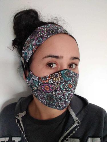 máscaras de proteção individual