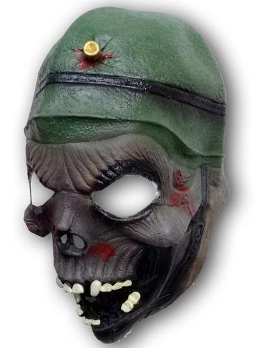 mascaras de zombies nazi army soldado walking dead halloween