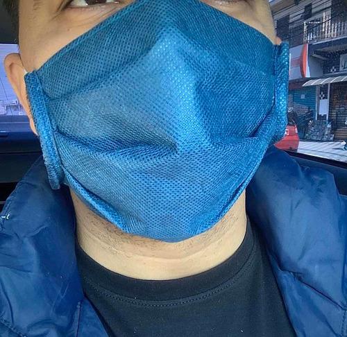 máscaras descartáveis