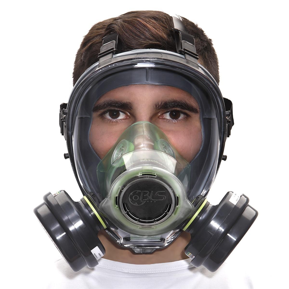 Mascaras Facial C  Filtro De Pintura E Gases Facial Inteira - R  929 ... 76f9da3a76