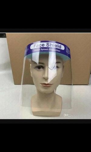 máscaras facial protectoras