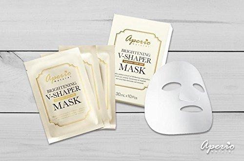 máscaras faciales antienvejecimiento y humectantes de aper