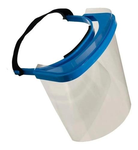 mascaras faciales protector facial pet 1 mm pack x 10
