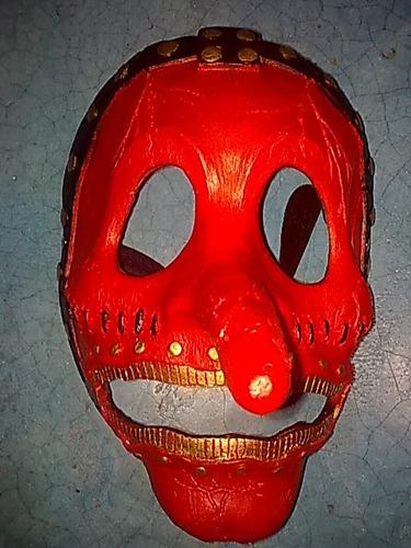 mascaras fibra de vidrio slipknot