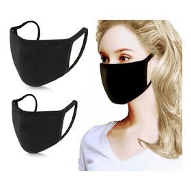Mascaras Higiênica De Proteção Unissex Lavável