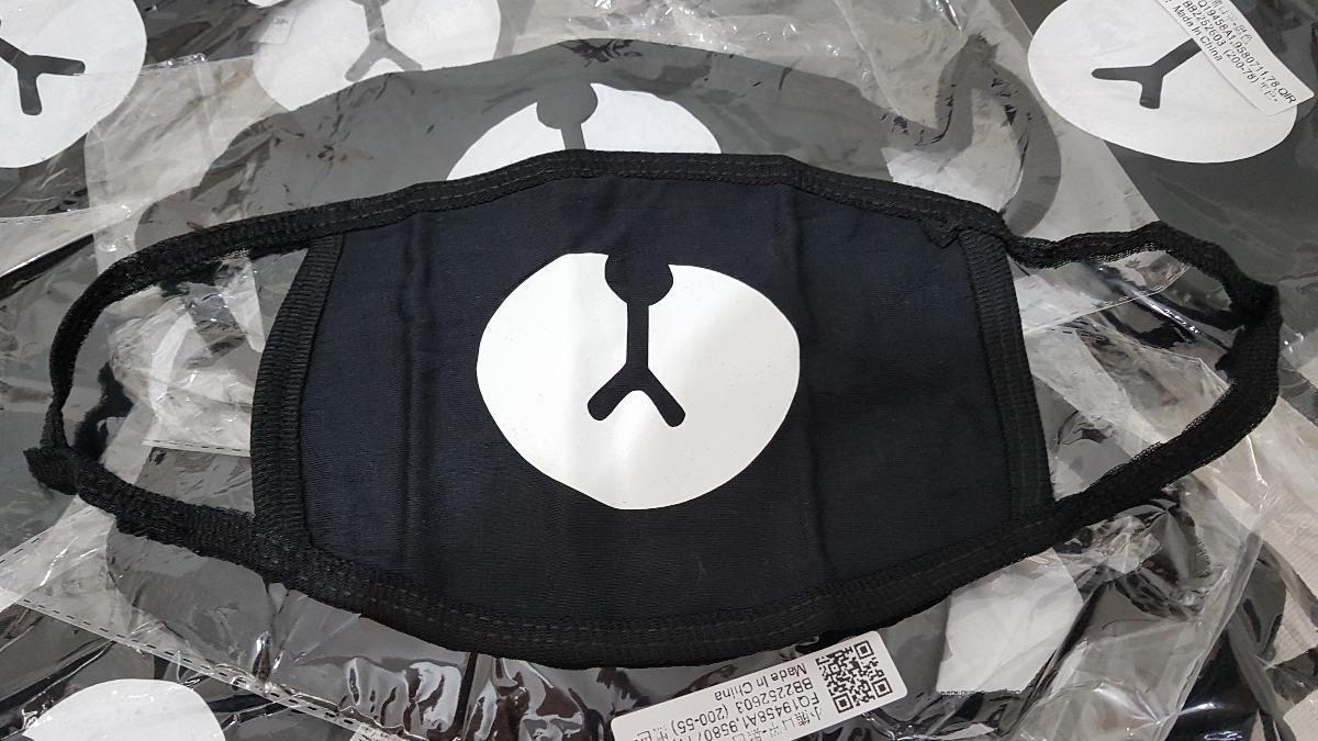 máscaras kpop ursinho kumamon kit com 2 r 49 80 em mercado livre