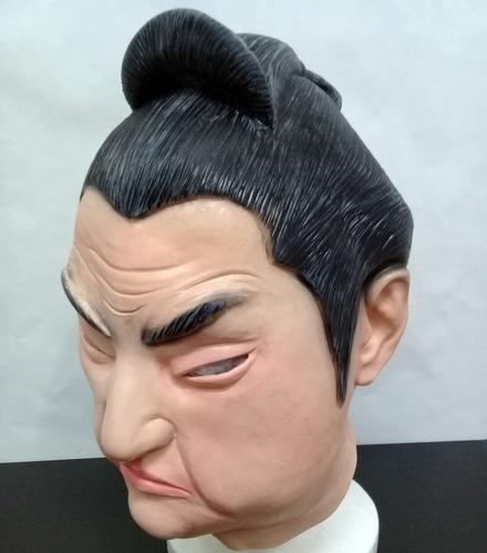 mascaras latex luchador sumo japones gordo lucha disfraces