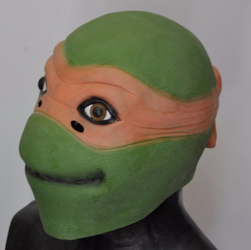 mascaras latex tortugas ninjas splinter disfraces halloween