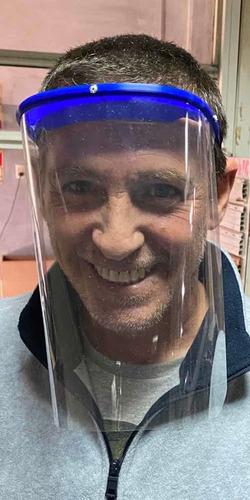 mascaras proteccion facial 3d barrera sanitaria acetato