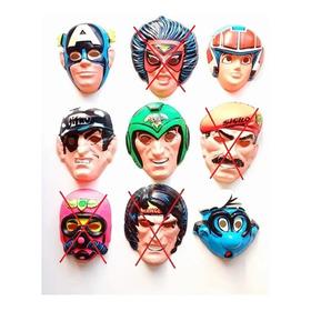 Mascaras Retros !!!