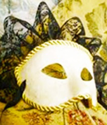 mascaras y antifaces para fiestas