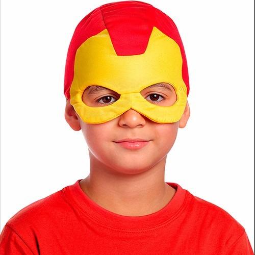 Mascara touca Homem De Ferro houck - R  20 088b70d400e