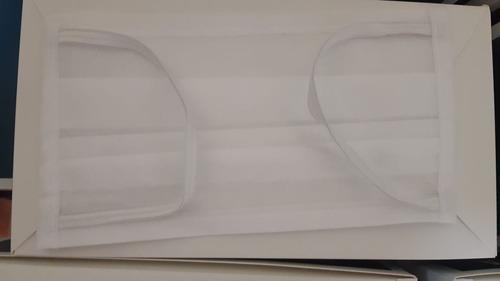 mascarilla 3 pliegues lavables y reutilizables