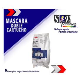 Mascarilla 3m Doble Cartucho